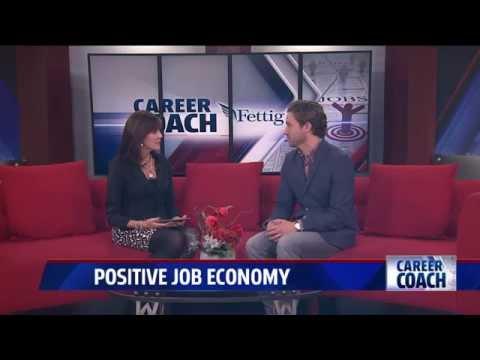 Career Coach on Fox 17 - Positive Job Economy