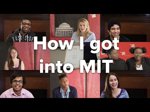 How I got into MIT: Alumni and students share their acceptance stories