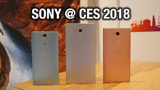 Sony Xperia XA2, XA2 Ultra and L2 hands-on!