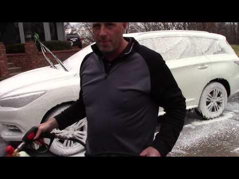 My New Car & Maxshine Foam Cannon - DPC Giveaway!!