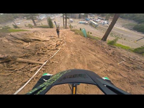 Enduro Race: Kamikaze Bike Games 2015 Expert Men