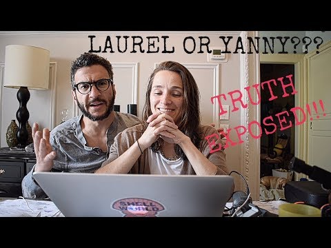 LAUREL OR YANNY? THE TRUTH REVEALED!!!