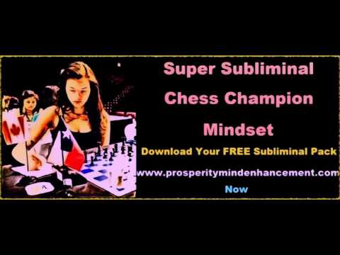 Improve Chess Playing Skills Subliminal Performance Booster