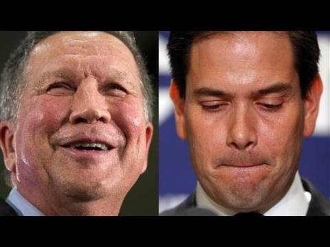 Florida, Ohio Results Shake Up Republican Race