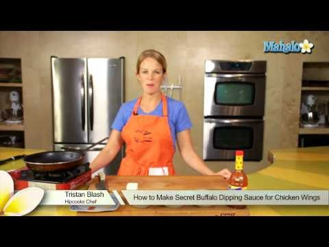 How to Make Secret Buffalo Dipping Sauce for Chicken Wings