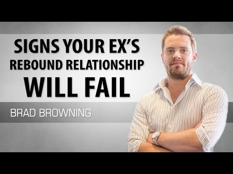 Signs Your Ex's Rebound Relationship Will Fail
