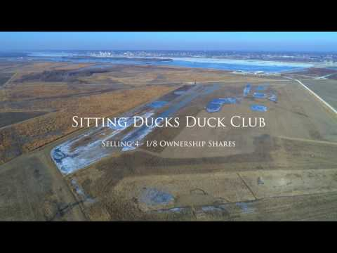 Sitting Ducks Duck Club 1/8th Ownership Opportunities for Sale
