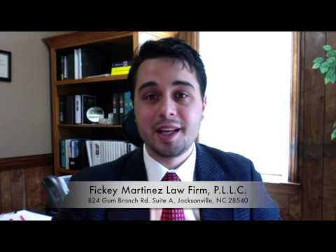 Immigration Attorney | Jacksonville NC | When to use the I-134 Affidavit of Support?