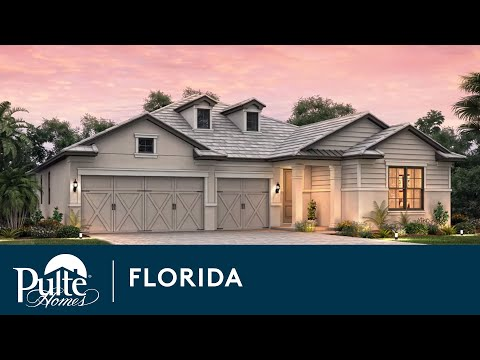New Homes in Ft Myers/Naples Florida - Avalon Park at Ave Maria by Pulte Homes