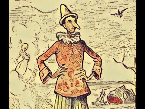 Ch. 8 - Pinocchio - by Carlo Collodi