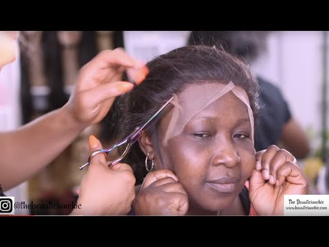 CLIENT  HAIR AND MAKEUP TRANSFORMATION VLOG 2 /LAVY HAIR
