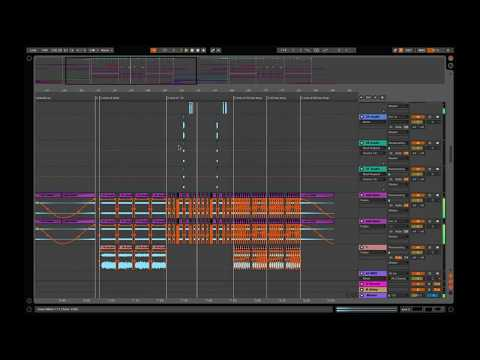 Petrichor-Ease my Soul [Ableton live project [melodic dubstep tutorial]]