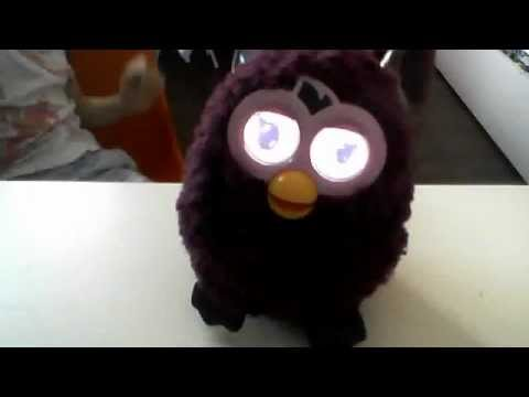 furby dancing to payphone