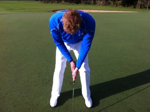 Improve Your Putting - Cack handed