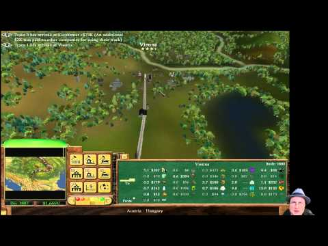 Railroad Tycoon 3: Orient Express - Part 4