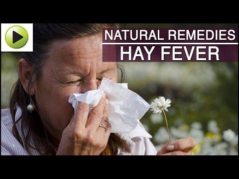 Hay Fever - Natural Ayurvedic Home Remedies