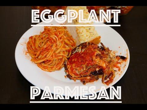 How to make Eggplant parmigiana (Eggplant Parmesan) ! Recipe