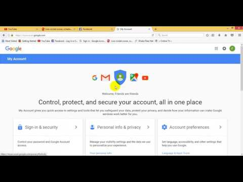 How to change gmail user name Bangla 2017