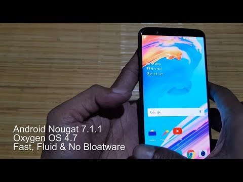 Hands On OnePlus 5T