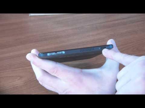 Test tablette tactile Dell Venue 8 Pro 5855 - déballage et spécifications techniques