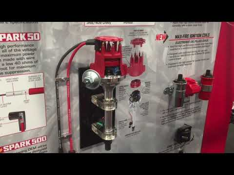 New Edelbrock Products Launched At SEMA 2017