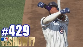 MORE NEW CELEBRATIONS!   MLB The Show 17   Road to the Show #429