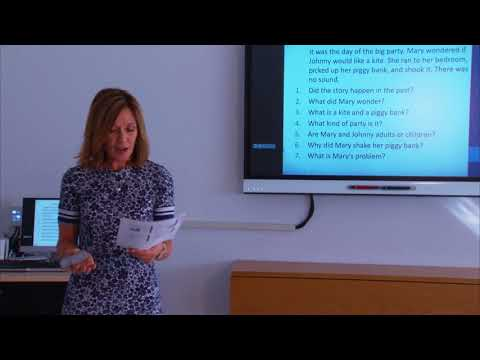 Strategies for Supporting English Language Learners: Video 3