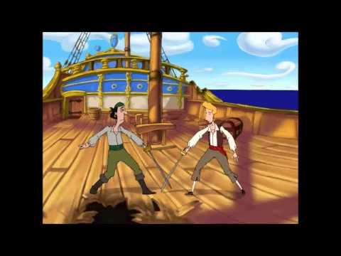 Monkey Island 3 - The Curse of Monkey Island [RetroGame Walkthrough]