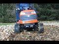Download  Zahradní Traktor - Uklízení Listí / Garden Tractor - Leaf Removal  MP3,3GP,MP4