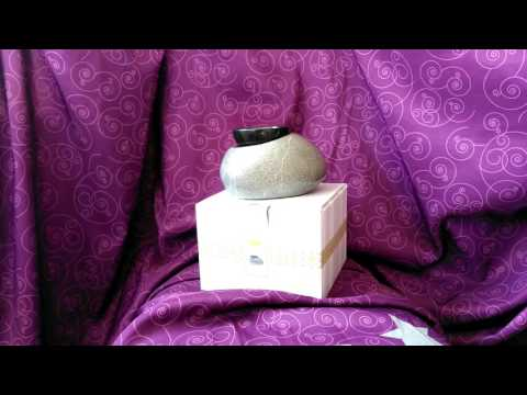 Electric Wax Warmer | Melting Wax | Scented Wax Cubes Review | Scentsy Zen Rock Warmer Review