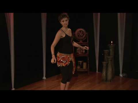 Belly Dancing Costumes & Exercises : How to Hold Body Position in Belly Dance