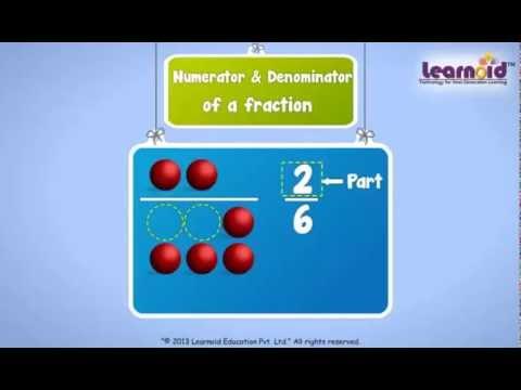 Class 3: Numerator and Denominator