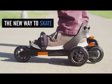 Cardiff Skates - The New Way to Skate