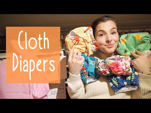 Super cute diapers! || Affordable cloth diaper haul.