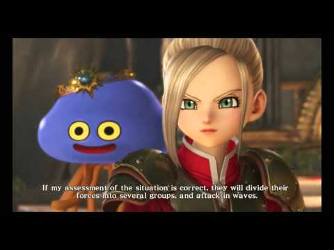 Dragon Quest Heroes: The World Tree's Woe and the Blight Below: LETS PLAY Part 1
