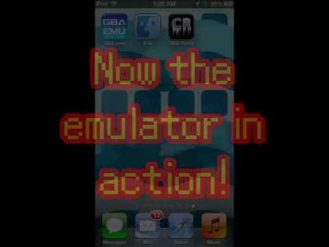 How to Install GBA Emulator and Games FREE on iOS 6.0-7.0.4  WITH JAILBREAK, WITHOUT PC, NEW 2014
