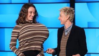 Ellen Celebrates Her Writer Lauren's 40th Birthday