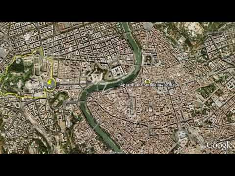 Europa 2009 Toer (Fly-over with Google Earth Pro Trial)