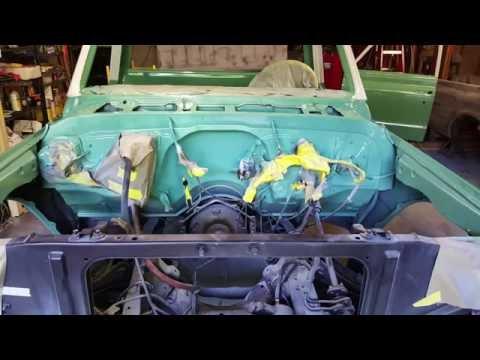 1969 Chevrolet C10 Restoration
