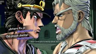 Old Joseph meet the Jojos