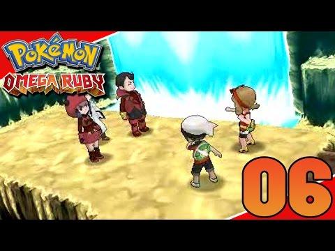 Pokémon Omega Ruby Semi-Playthrough - Ep. 06: Team Magma Strikes