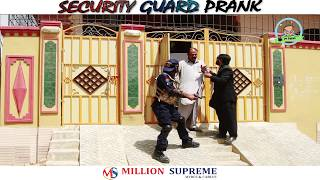 | Security Guard  Prank | By Nadir Ali & Asim Sanata In | P4 Pakao | 2018