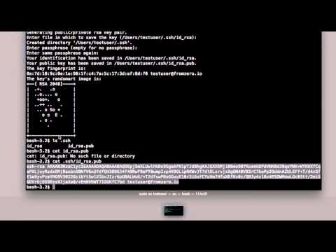 Setup Github SSH Access