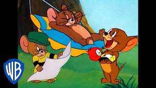 Tom \u0026 Jerry | It's All About... Jerry! | Classic Cartoon Compilation | @WB Kids