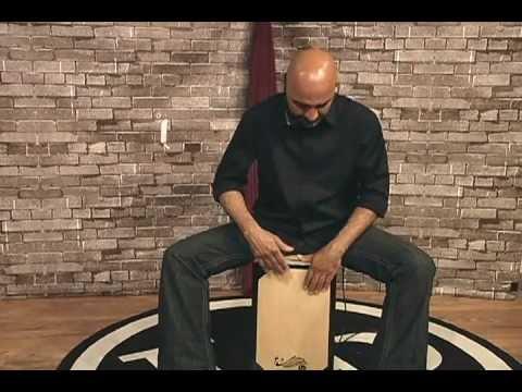 Cajon Basics with Kevin Ricard