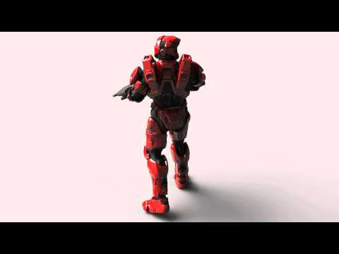 Halo 5 Guardians multiplayer beta - Mark VI Gen1 suit