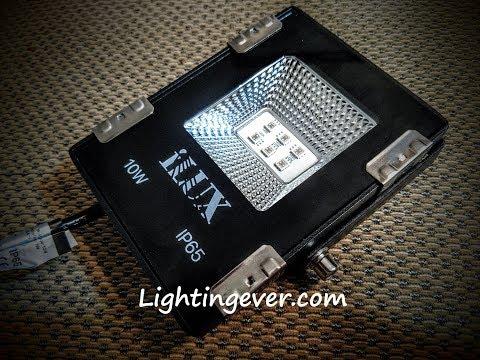 LightingEver Ilux smart flood light review
