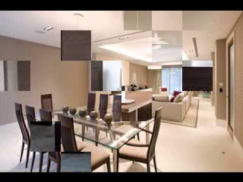 Creative Dining room tables modern interior design