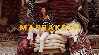 Marrakesh Travel Guide | Aimee Song