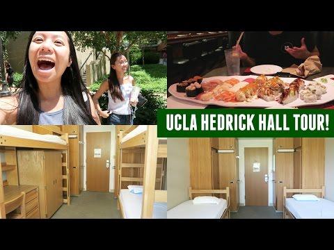 UCLA Hedrick Hall Tour (Double & Triple) & AYCE Sushi!